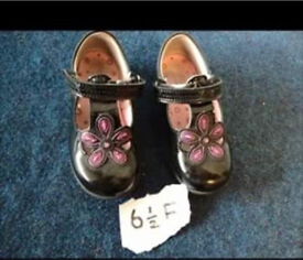 Girls 6 1/2 f startrite shoes
