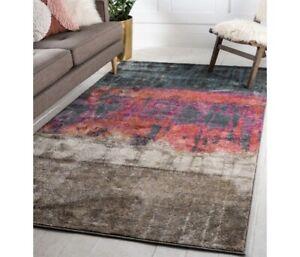 6'x9' modern area rug (brand new from Wayfair)