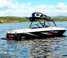 2004 Tige Wake Boat 20I Airlie Beach Whitsundays Area Preview