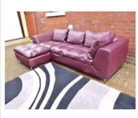 Italian corner sofa