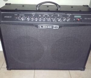 Line 6 amp and pedal for trade