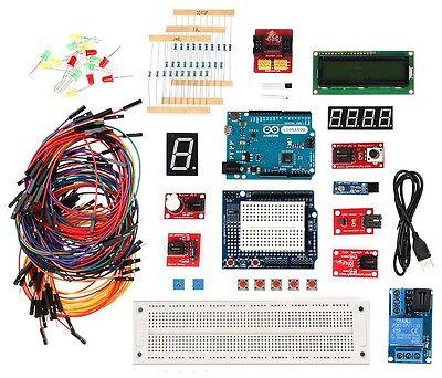 Experimentation Kit - Sale Arduino original arduino Leonardo Board Experimentation Kit Bread board LED