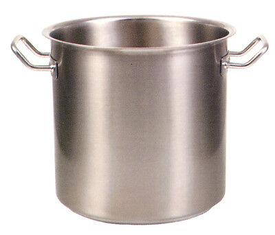 Edelstahl Kochtopf / Gemüsetopf / Suppentopf, 6,3 bis 70 Liter, Ø20 bis 45cm Kochtopf