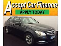 Mercedes-Benz C200 FROM £62 PER WEEK!