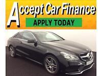 Mercedes-Benz E220 AMG Sport FROM £93 PER WEEK!