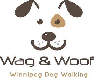Wag & Woof -- Premiere Dog Walking