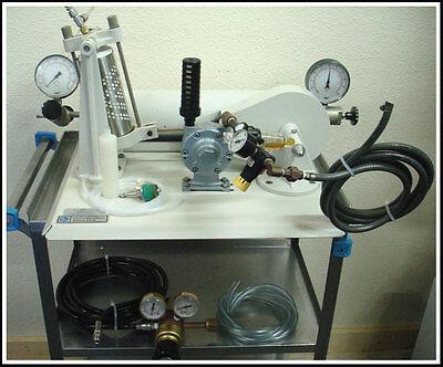 Parr Hydrogenator Apparatus Hydrogen Generator