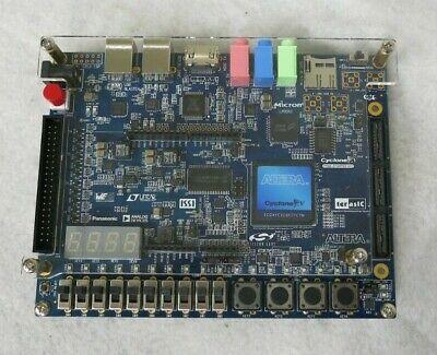 Terasic Altera Cyclone V Fpga Starter Kit Board