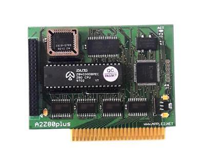 A2Z80Plus (512KB,  16Mh Z80 CP/M PCPI Appli-card compatible and..)