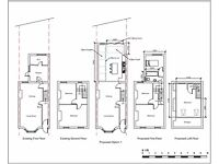 ARCHITECTURAL SERVICES/PLANNING CONSULTANTS/PLANNING PERMISSION/DRAWINGS/STRUCTURAL CALCULATIONS