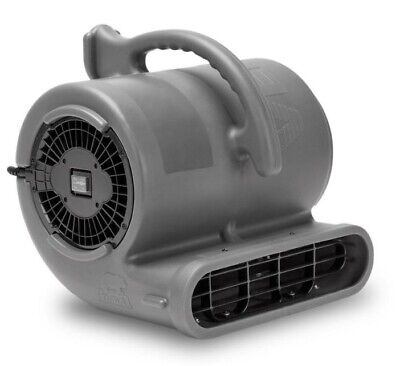 B-air Floor Blower Fan 12 Hp Water Damage Restoration Stackable Carpet Dryer