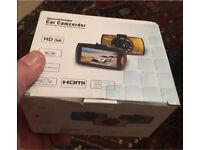 New Dash Cam Full HDMI Dual Cam + Reverse Cam..Last one left now.