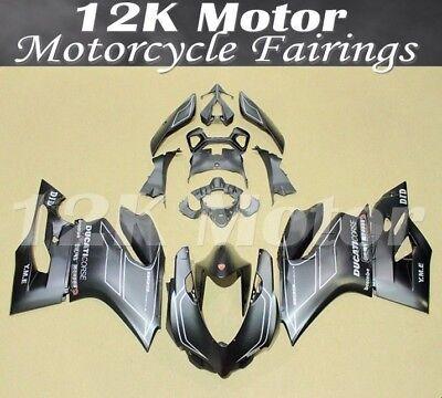 Fit For DUCATI 899 1199 Fairing Kit Fairings Set Bodywork Part Panel Design 27