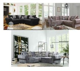 BRAND NEW VERONA SOFA AVAILABLE In CORNER & 3+2 Seater Also