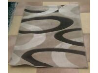 Rug Size 46cm width and 63cm length