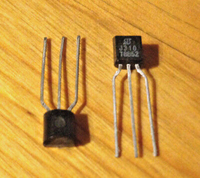 J310 N Channel Jfet - Package Of 10 Pcs - Siliconix