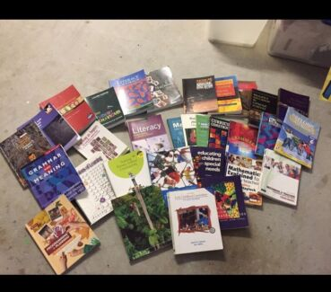Early childhood and Primary teaching books