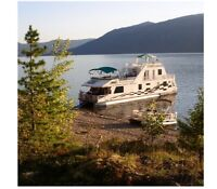 $4000 Twin Anchors Houseboat Gift Certificate