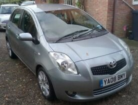 Toyota Yaris SR D4-D Diesel- Excellent Condition. Very Reliable with High MPG and low £30 road tax