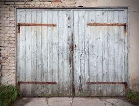 Wanted! Garage/Workshop/Yard required in or around Auchterarder