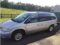 2006 Chrysler grand voyager 2.8crd auto