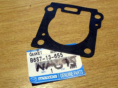 Gasket, throttle body to inlet manifold, genuine Mazda MX-5 mk1 1.6, MX5 Eunos