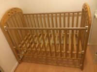 Mamas & Papas Baby Cot Bed