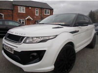 2012 LAND ROVER EVOQUE KAHN RS ONE OF A KIND