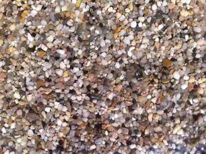 Gravier mouchet sol aquarium quartz 9 kg ebay for Gravier aquarium