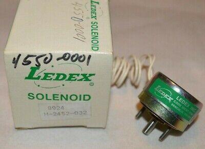 Ledex H-2452-032 Rotary Solenoid