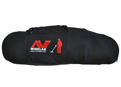 Minelab Metal Detector Padded Carry/ Travel Bag