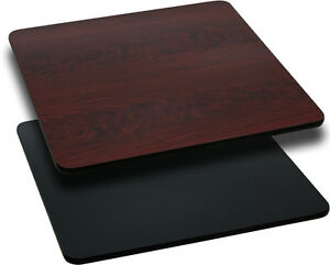 Lot-of-10-Square-36-Laminate-Restaurant-Dining-Tables