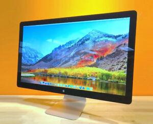 27 inch - Apple Cinema LED Display