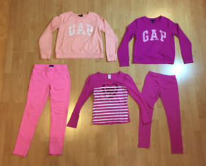 Girls Size 10/12 Back to School Clothing Lot - $18