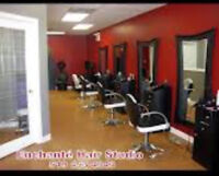 Hair Salon, Chair/station and Aestetic room rental