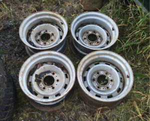 Wanted  6 bolt chev rims