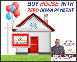 Buy House With Zero Down Payment