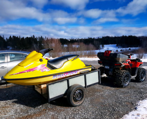 1996 Sea Doo XP800