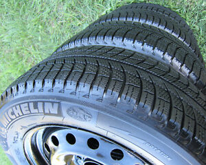 215/60/R16 *WINTER Tires *MICHELIN *X-ICE Xi3 *RIMS *Like B/NEW!