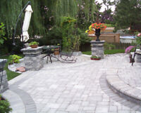 AFFORDABLE LANDSCAPING SERVICES- INTERLOCKING, DRIVEWAYS, PATIOS