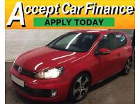 Volkswagen Golf 2.0 TSI ( 210ps ) 2010MY GTi FROM £51 PER WEEK!