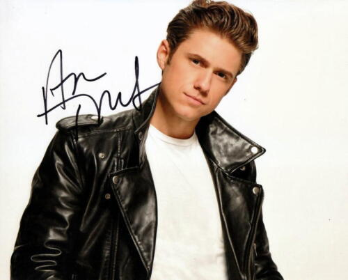 AARON TVEIT.. Grease Live! - SIGNED