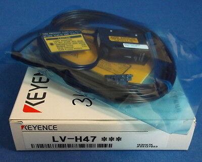 Keyence Laser Sensor Lv-h47 Nib