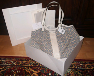 Brand New with Tag and gift box Coach Purse XL : $180 OBO.
