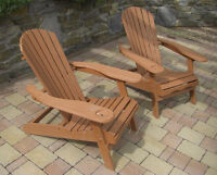 Wood Patio Chairs $10 each