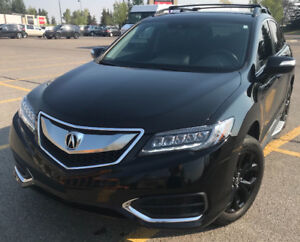 2017 Acura RDX Tech Package with extras