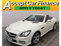 Mercedes-Benz SLK250 FROM £93 PER WEEK!
