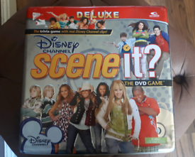 disney scene it dvd game perfect condition
