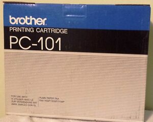 Brother PC-101 Fax cartridge