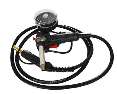 Dc24v3m Aluminum Spool Gun For Miller 300371 Millermatic Spoolmate 100